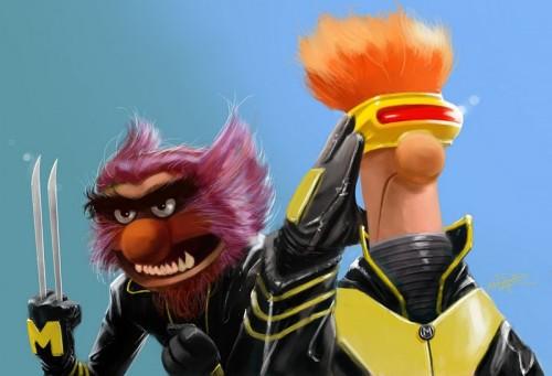 x-muppets men