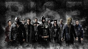 batman – rise of the dark knight