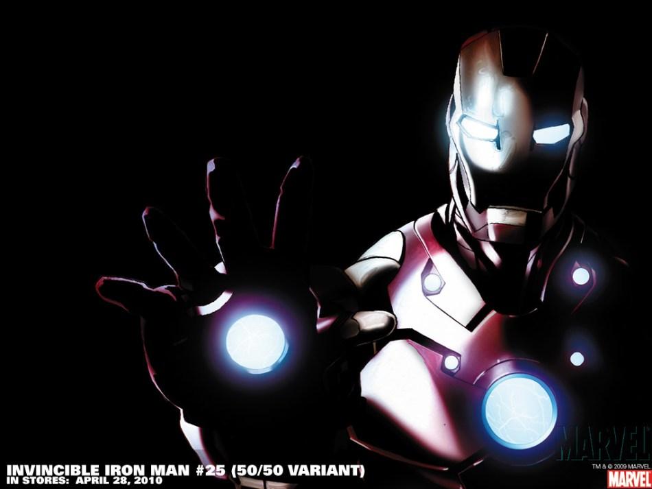 invincible iron man 25
