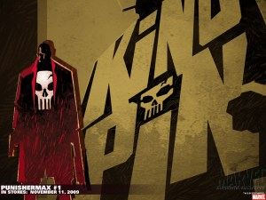 punisher max – kingpin