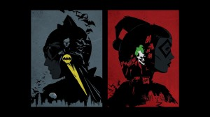 Batman and Catwoman vs Joker and Harley Quinn