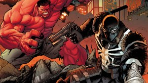 New venom and red hulk
