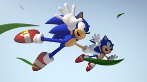 Sonic and Sonic