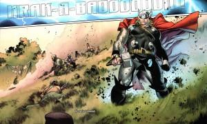 Thor – Krakabooooom