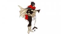 batgirl had a line accident