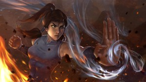 korra bends them all