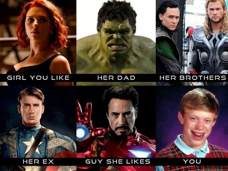 Hulk-Dating