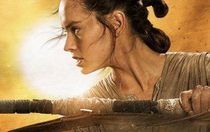 Rey Daisy Rider wallpaper from star wars 7