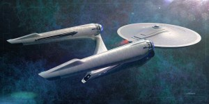 Sean Hargreaves Star Trek Beyond USS Enterprise-A concept art 3