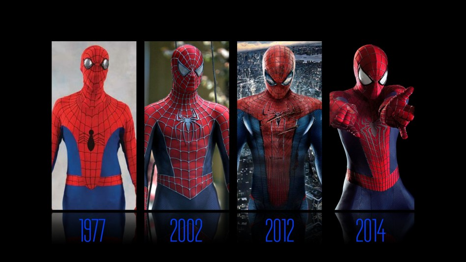 Spider Man Suits Zoom Comics Daily Comic Book Wallpapers