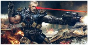 Stephen Lang as cable