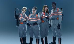 The Female Ghost Busters