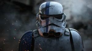 Blue Team Stormtrooper