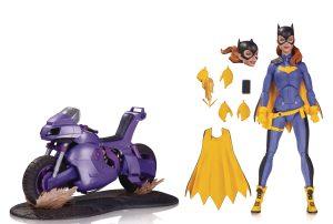 DC Icons Batgirl of Burnside