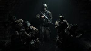 Death Stranding Military Wraiths