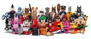 Lego Batman Minifigs