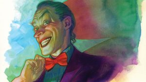 Joker Watercolor