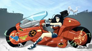 Akira Wonder Woman
