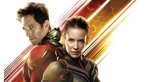 Ant-Man and The Wasp closeup