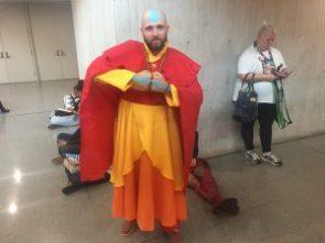 Avatar at 2017 New York Comic Con