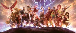 Avengers Wallpaper 300x129 Avengers Wallpaper