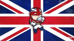 Chibi Captain Britain