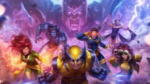 Classic 90's X-Men