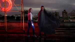 Cloak and or Dagger