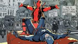 Deadpool saved us All