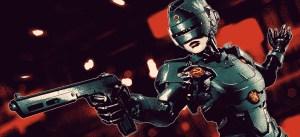 Female Robocopper