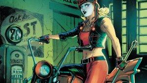 Harley on a Harley