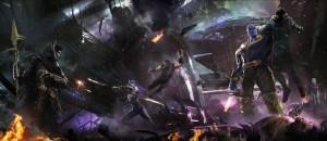 Infinity War Asguardian Assault