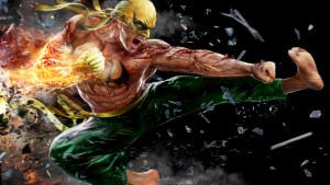Iron Fist Breaking Stuff