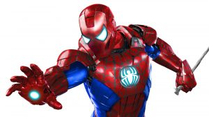 Iron man Spider-Man