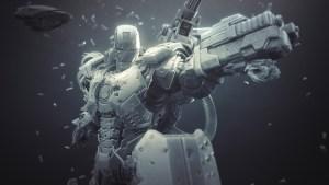 Iron man is brittle