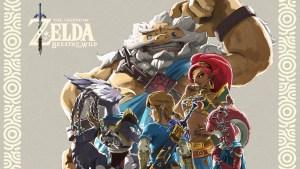 Legend of Zelda Breath of the Wild wallpaper