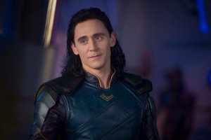 Loki is so dreamy