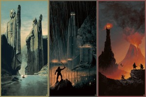 Lord of the Ring Book Covers