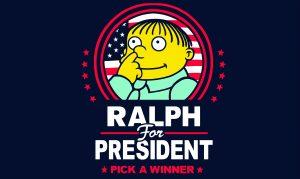 Ralph for President 300x179 Ralph for President