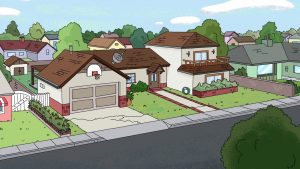 Rick and Morty's Home