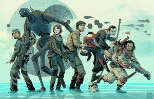 Rogue Comic Characters