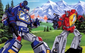 Soundwave vs Soundman