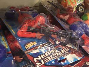 Spider-man Sniper