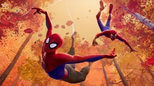 Spider-man and Spider-man