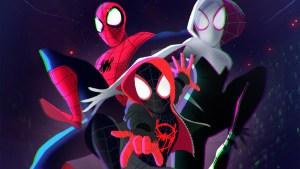 Spider-man and Spider-man and Spider-man
