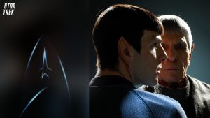 Spock and Spock