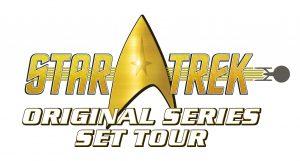 Star Trek Original Series Set Tour Wallpaper