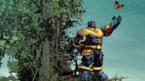 Thanos appreciates a nice butterfly