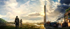 The Division 2 at the Washington memorial
