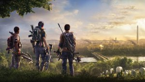 The Division 2 goes to Washington DC